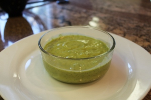 Avocado And Cilantro Dressing