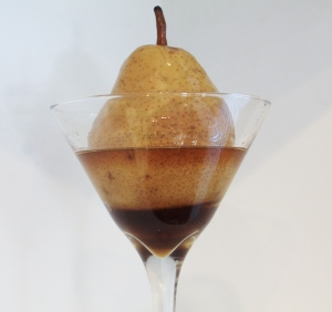 Poached Pear 4