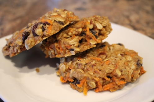 Carrot Cake Cookies YUM