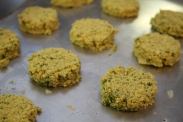 Falafels Ready For Cooking