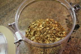 easy homemade granola 3